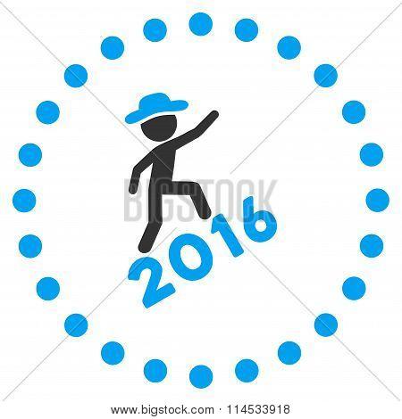 User Climbing 2016 Icon