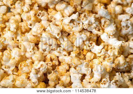 Popcorn, Snacks A Background