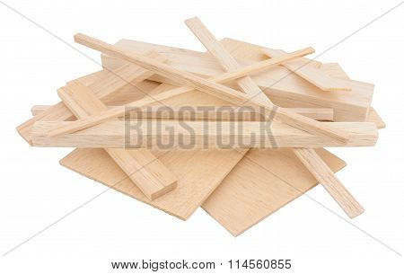Balsa Wood Samples
