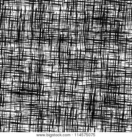 Monochrome grunge pattern