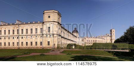 St. Petersburg, Gatchina Palace