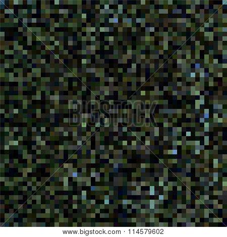 Random Geometric Texture