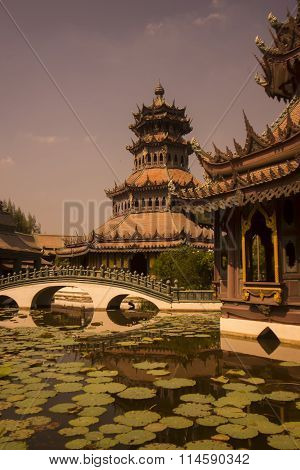 Thailand Bangkok Samut Prakan Ancient City
