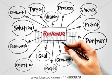 Revenue Mind Map