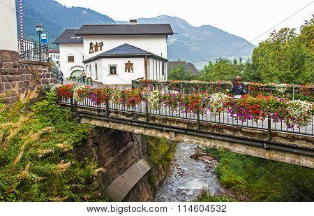 Ortisei in Val Gardena (Italy)