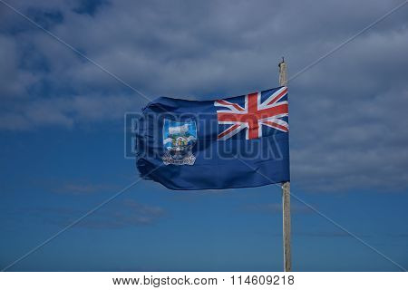 Falkland Islands Flag
