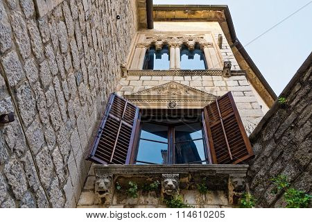 Old house In Montenegro