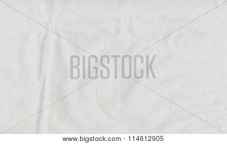 White Nonwoven Fabric