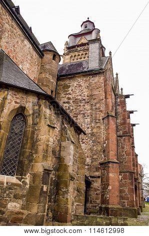 Church Wall