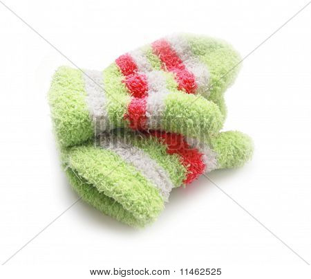Mittens For A Little Child