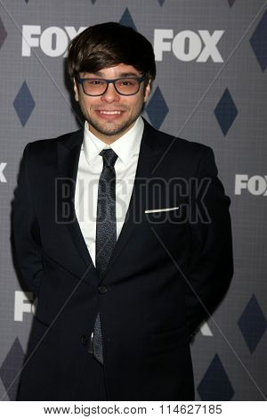 LOS ANGELES - JAN 15:  Charlie Saxon at the FOX Winter TCA 2016 All-Star Party at the Langham Huntington Hotel on January 15, 2016 in Pasadena, CA