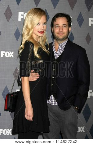 LOS ANGELES - JAN 15:  Danny Strong at the FOX Winter TCA 2016 All-Star Party at the Langham Huntington Hotel on January 15, 2016 in Pasadena, CA