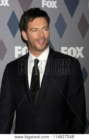 LOS ANGELES - JAN 15:  Harry Connick Jr at the FOX Winter TCA 2016 All-Star Party at the Langham Huntington Hotel on January 15, 2016 in Pasadena, CA
