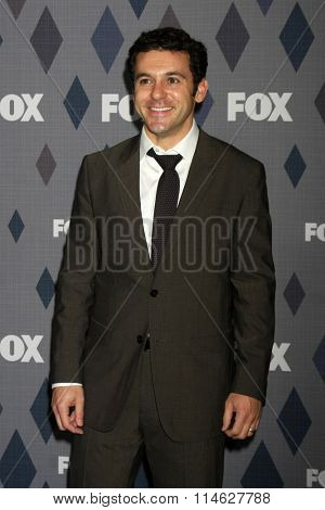 LOS ANGELES - JAN 15:  Fred Savage at the FOX Winter TCA 2016 All-Star Party at the Langham Huntington Hotel on January 15, 2016 in Pasadena, CA