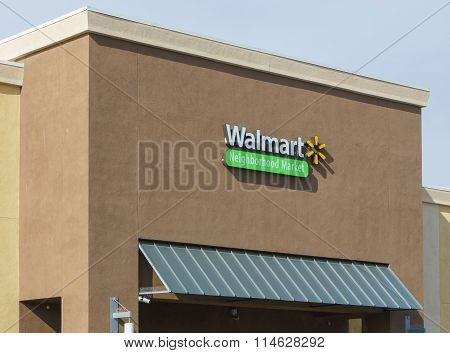Walmart Neighborhood Market Store