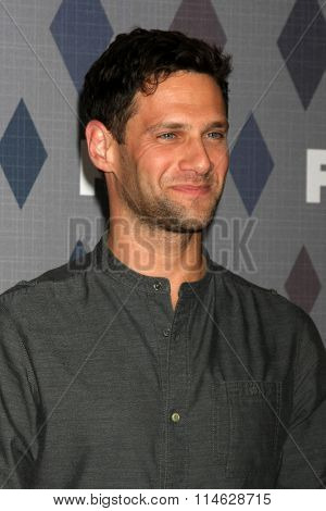 LOS ANGELES - JAN 15:  Justin Bartha at the FOX Winter TCA 2016 All-Star Party at the Langham Huntington Hotel on January 15, 2016 in Pasadena, CA