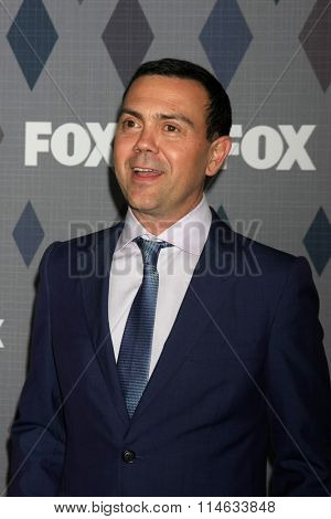 LOS ANGELES - JAN 15:  Joe Lo Truglio at the FOX Winter TCA 2016 All-Star Party at the Langham Huntington Hotel on January 15, 2016 in Pasadena, CA