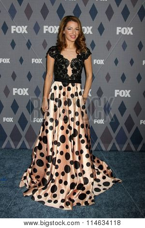 LOS ANGELES - JAN 15:  Vanessa Lengies at the FOX Winter TCA 2016 All-Star Party at the Langham Huntington Hotel on January 15, 2016 in Pasadena, CA