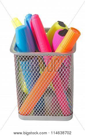 Color Felt-tip Pens
