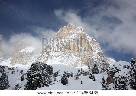 Dolomites. Apls. Italy.
