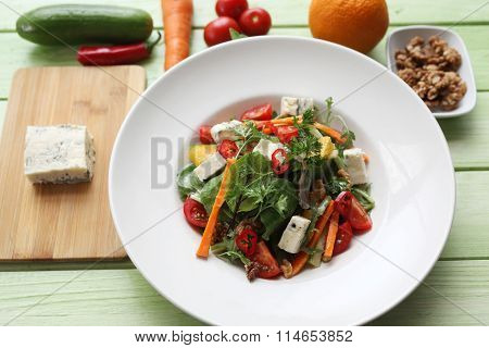 Italian Fresh Salad