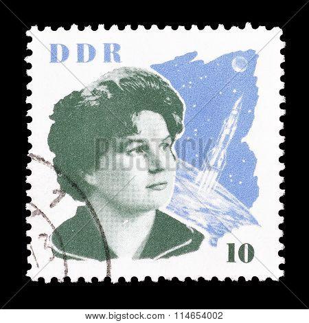 German Democratic Republic 1963