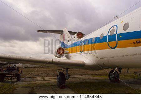 Yakovlev Yak-40 Codling aircraft