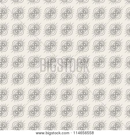 Seamless pattern of magnetic field