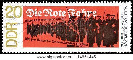 German Democratic Republic 1968