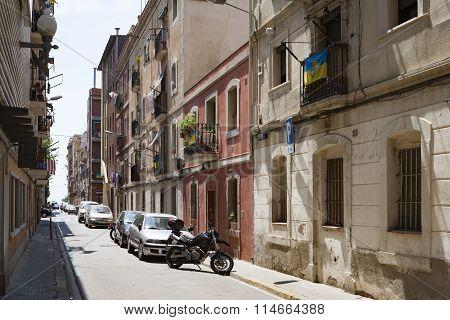 BARCELONA, SPAIN - JULY 12