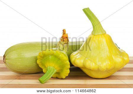 Yellow Zucchini Squash