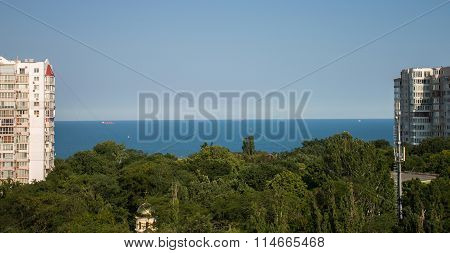 Sea View From The Heights