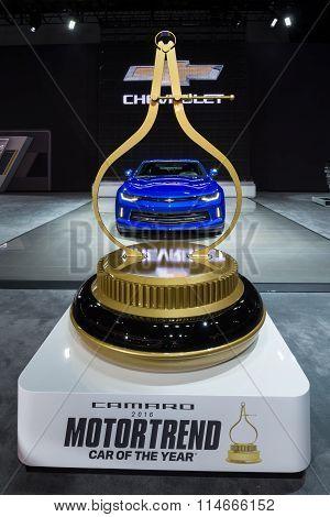 2016 Chevrolet Camaro RS