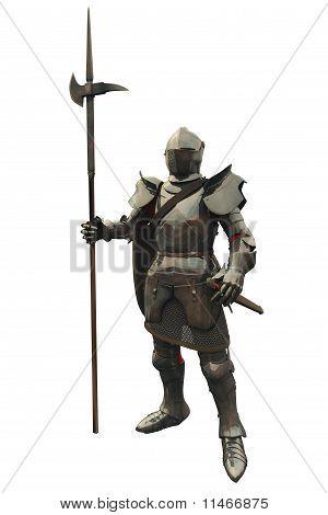 Cavaleiro Medieval do século XV