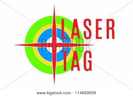 Laser Tag Emblem