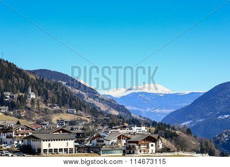 Ulten Valley In South Tyrol
