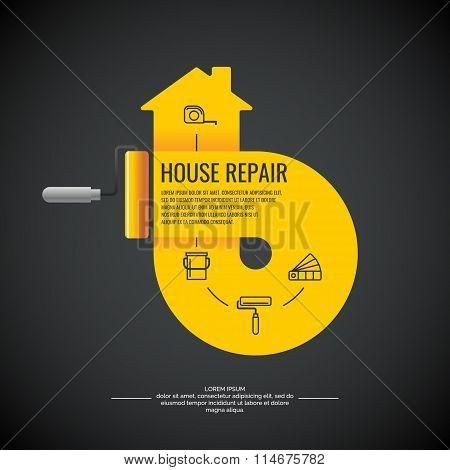 House Repair.