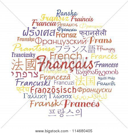 french in foreign languages.
