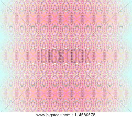 Seamless pattern pink violet blue