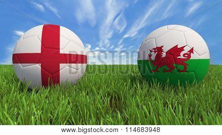 England - Wales