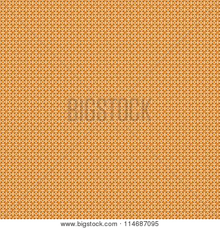 Beige Geometric Seamless Background