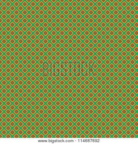 Two-color Rombes Seamless Background