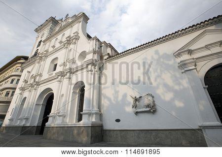 Cathedral Of Caracas; Venezuela