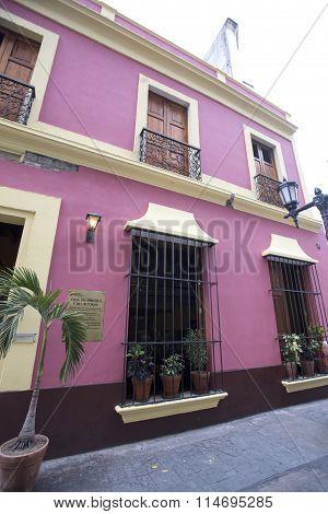 House Of Simon Bolivar