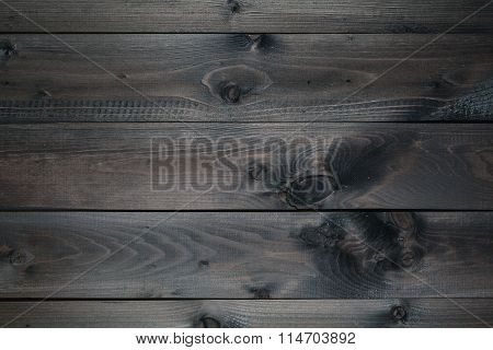 Dark Wooden Backgound