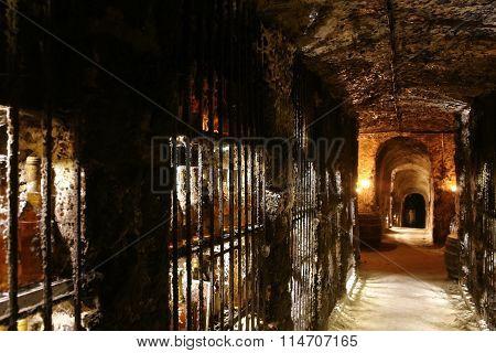 Tokaj Wine Caves
