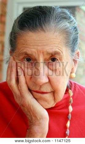 Thoughtful Active Senior