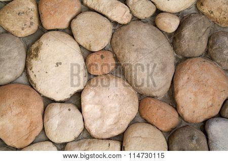 wall stones