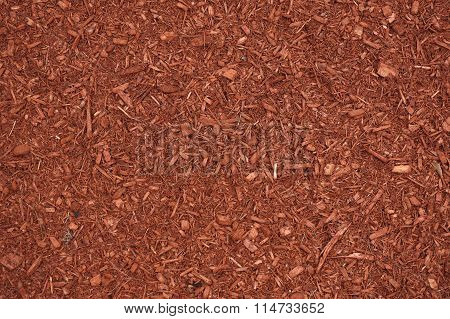 mulch background