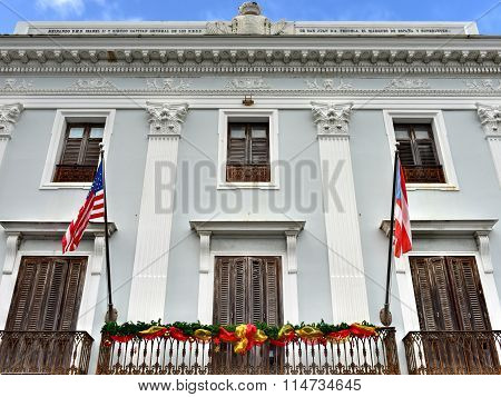 Municipal Government Building - San Juan